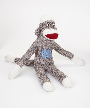 North Carolina Sock Monkey