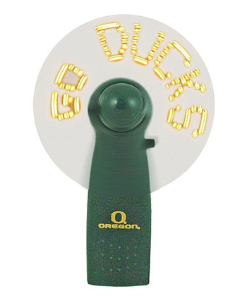 Oregon Light-Up Compact Fan