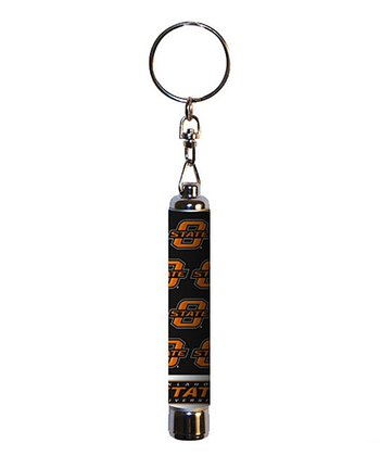Oklahoma State Logo Projection Key Chain