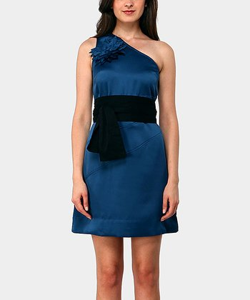 Azule London Asymmetrical Dress