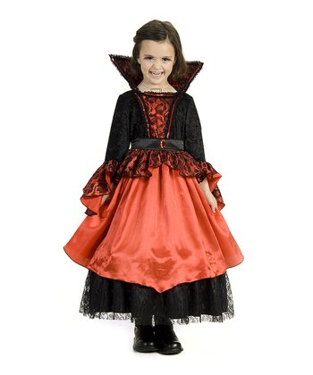 Princess Vampire Dress - Girls