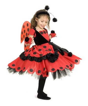 Lovely Ladybug Dress-Up Outfit - Infant, Toddler & Girls