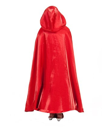 Red Riding Hood Cape - Kids