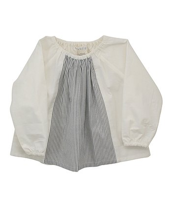 White Swing Blouse - Infant