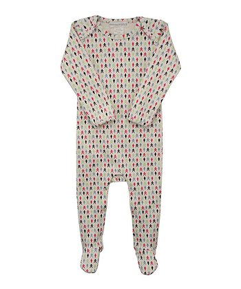 Ecru People Footie - Infant