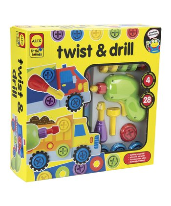 Twist & Drill Toy Kit