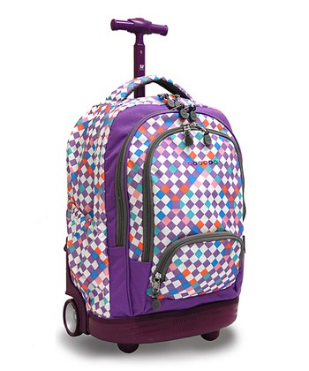 Checkmate Sunbeam Wheeled Backpack