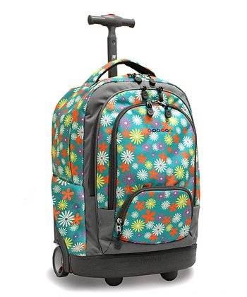 Spring Sunbeam Wheeled Backpack