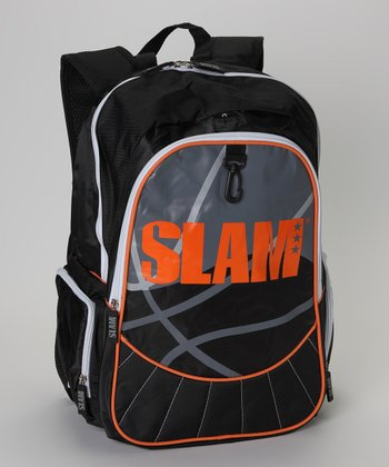 Orange SLAM Backpack
