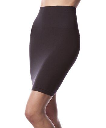 KnowMe Black Shaper Half Slip - Women