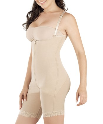 Nude Powernet Shaper Short Bodysuit - Women & Plus