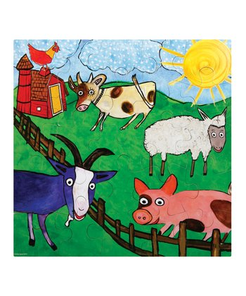 Once Upon A Farm Puzzle