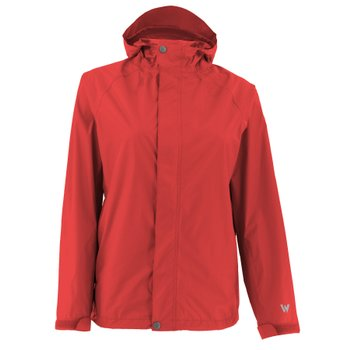 Coral Trabagon Rain Jacket - Girls