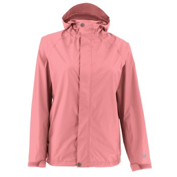 Lipstick Trabagon Rain Jacket - Girls