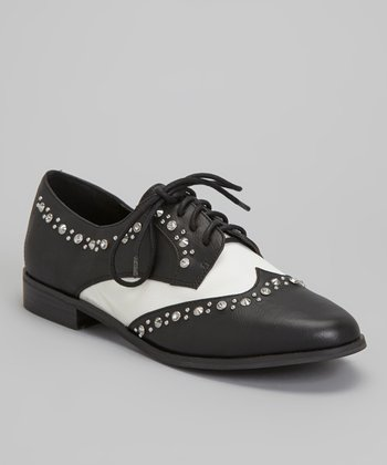 Black & White Mikel Oxford