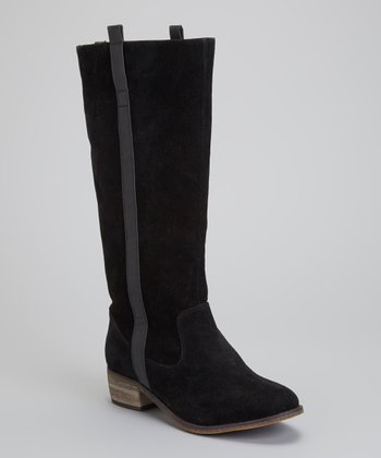 Black Dess Boot