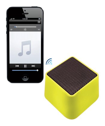 Green Bluetooth Speaker