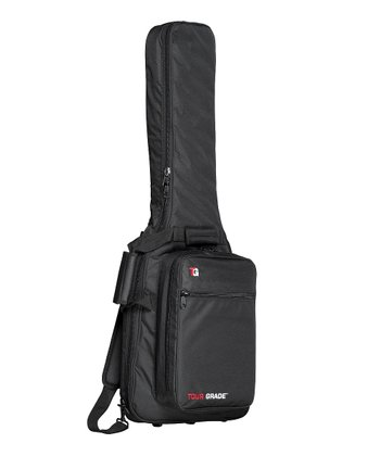 Tour-Grade Electric Guitar Bag