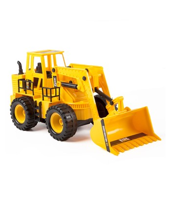King Force Wheeled Remote Control Big Loader
