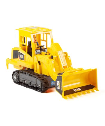 King Force Wheeled Remote Control Treaded Loader