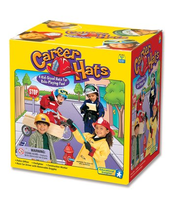 Kid Size Career Hats Set