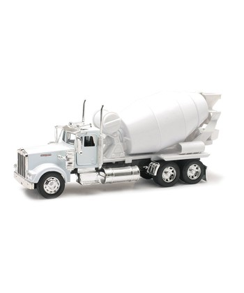 Kenworth Cement Truck Set