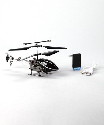 Black Helicopter for iPhone