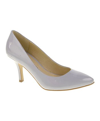 Lilac Patent Area Pump