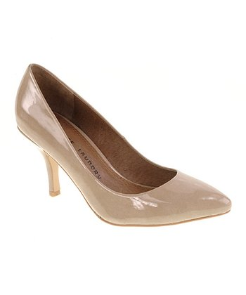 Nude Patent Area Pump