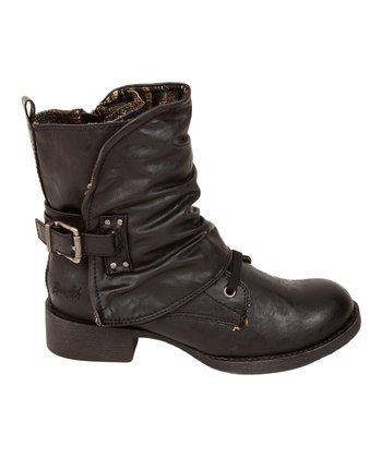 Black Relax Kaution Boot