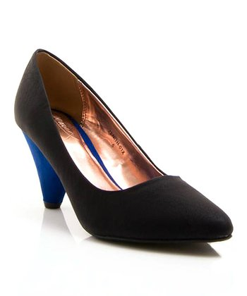 Black & Blue Zenith 01X Pump
