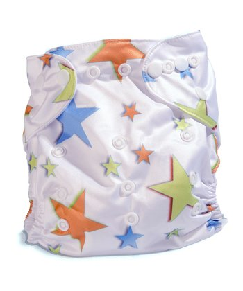 Twinkle, Twinkle Double-Gusset Pocket Diaper