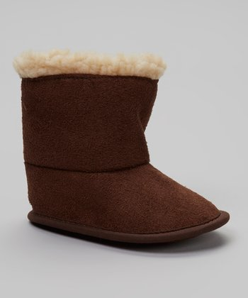So Dorable Brown & Cream Boot