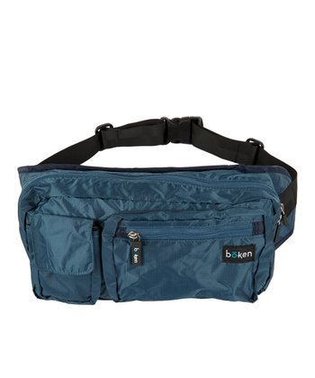 Slate Hip Pack Diaper Bag