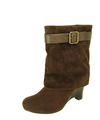Brown Naylie Ankle Boot