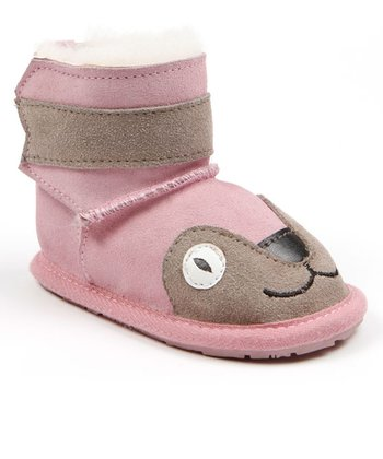 Putty Little Creatures Kitty Walker Boot - Kids