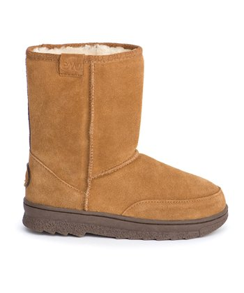 Chestnut Bush Ranger Low Boot - Kids