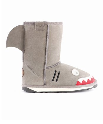 Putty Little Creatures Shark Boot - Kids