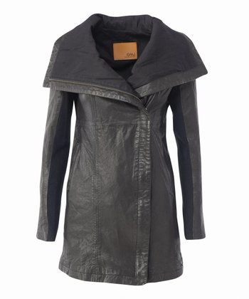 Black Coronet Bay Jacket - Women