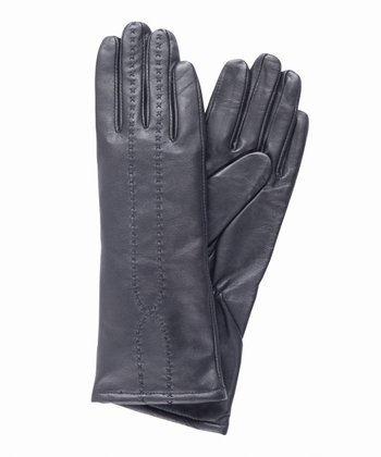 Black Moonah Gloves - Women