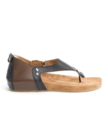 Black Tarcoola Sandal - Women