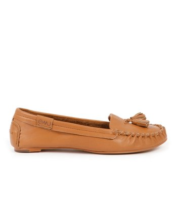 Tan Edenhope Flat - Women