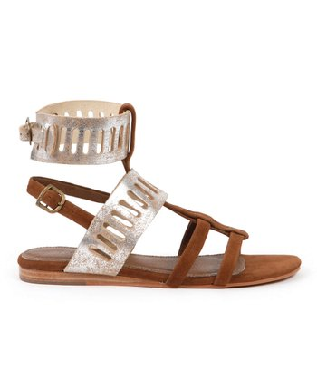 Oak Rowena Gladiator Sandal - Women
