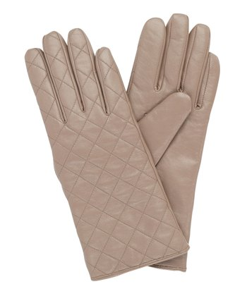 Mushroom Golden Beach Gloves - Women