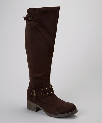 Brown Christoph Tall Boot