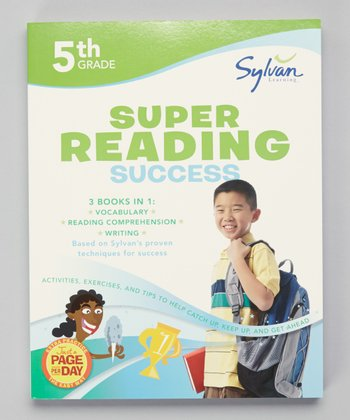 Fifth Grade Super Reading Success Workbook