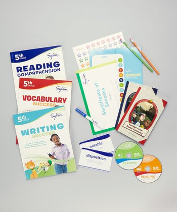 5th Grade Reading Success Kit