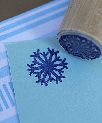 Snowflake Mini Stamp