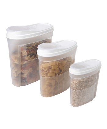 Cereal Storage Set