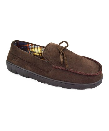 Brown Moccasin - Men
